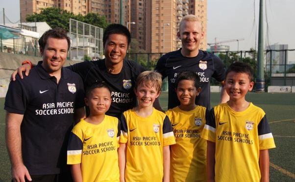 Asia Pacific Soccer Schools photo 2
