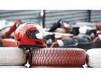 CKS Kart Racing logo
