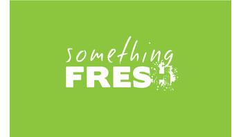 Something Fresh Logo