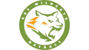ESF Wildcats Netball Logo