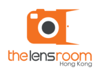 The Lens Room logo