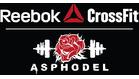 Reebok CrossFit Asphodel logo