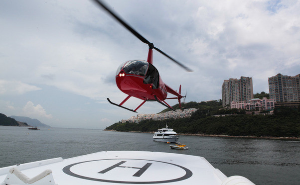 Helicopters Hong Kong  photo 1