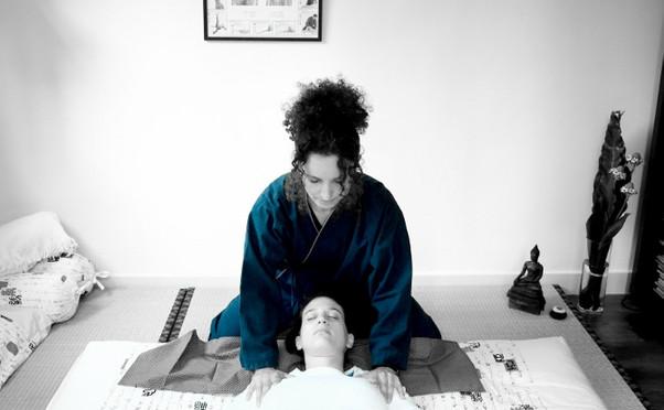 The Moving Touch- Zen Shiatsu, Somatic Movement photo 3