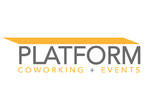 PLATFORM Coworking+Events logo
