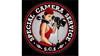 Special Camera Service Logo