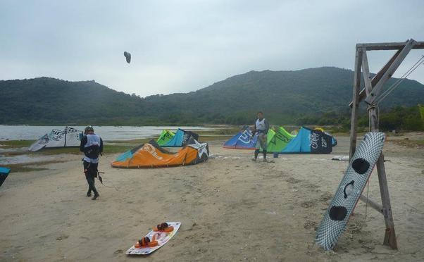 Kiteboarding HK photo 5