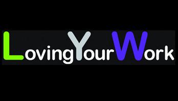 Loving Your Work Logo