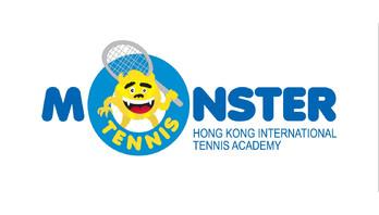 Monster Tennis Logo