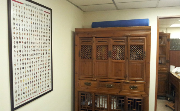 Albert Place Practice Hong Kong Acupuncture and Chinese Medicine Clinic photo 1