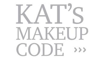KatMakeupCode - Makeup Artist  Logo