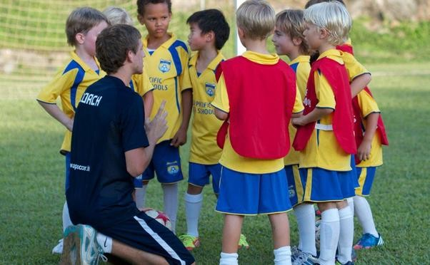 Asia Pacific Soccer Schools photo 3
