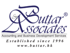 Buttar & Associates logo
