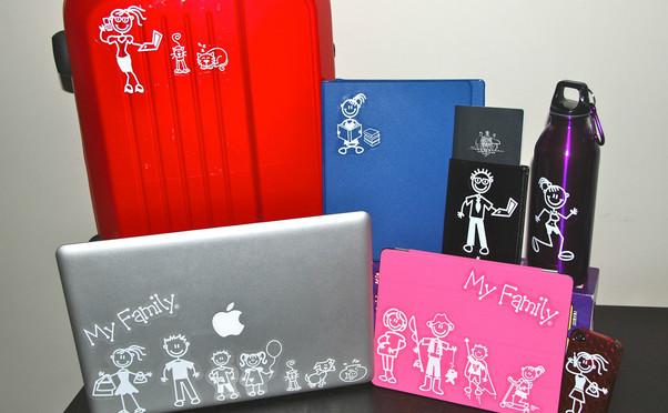 The Sticker Family Hong Kong photo 1