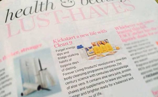 Forever Living - Clean 9 Cleanse & Health Products photo 5