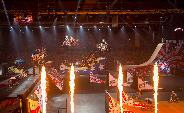 Travis Pastrana's Nitro Circus Live photo 4