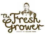 The Fresh Grower logo