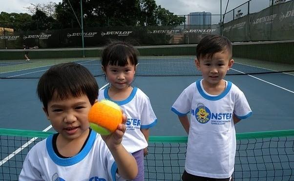 Monster Tennis photo 5