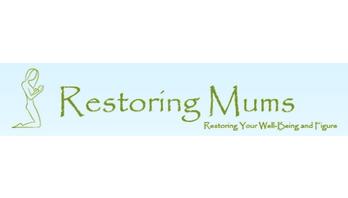 Restoring Mums Logo