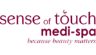Sense of Touch Medi Spa logo