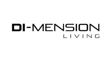 Di-mension Living Logo