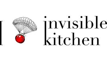 Invisible Kitchen Logo