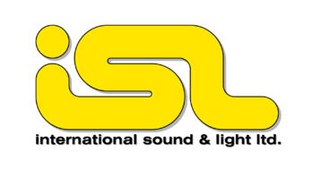 International Sound & Light Logo
