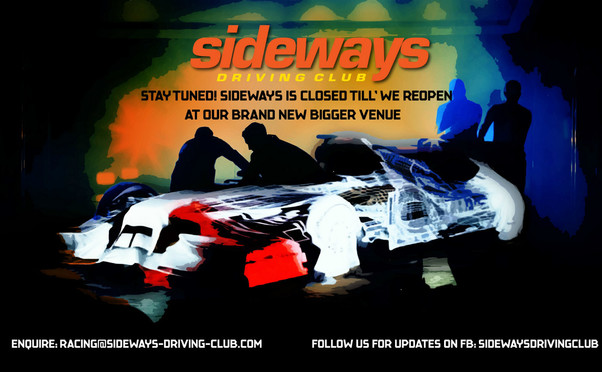 Sideways (Driving Club) photo 1