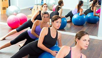 VIM Pilates Studio Logo