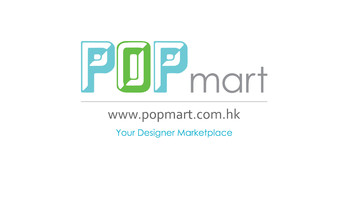 POPmart.com.hk Logo