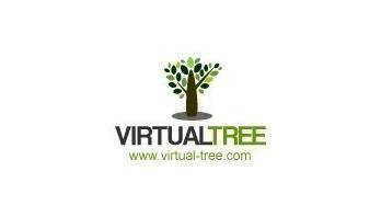 Virtual Tree Logo