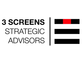 3 Screens Strategic Advisors logo