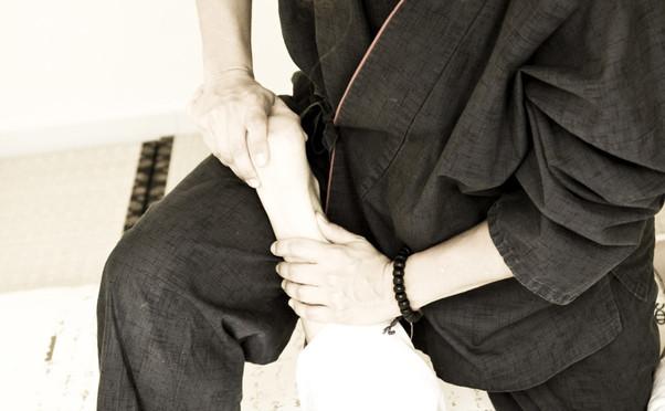 The Moving Touch- Zen Shiatsu, Somatic Movement photo 1