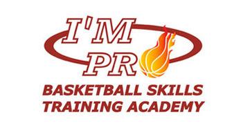 I'M PRO BASKETBALL SKILLS TRAINING ACADEMY Logo