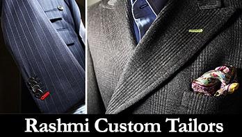 Rashmi Custom Tailors Logo