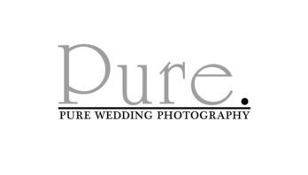 Pure Wedding Photography Logo
