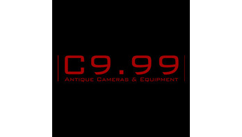C9.99 Antique Cameras & Equipment Logo