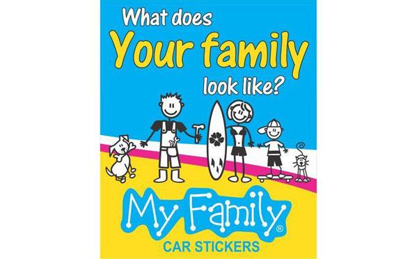 The Sticker Family Hong Kong photo 5