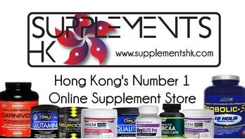 SupplementsHK Logo