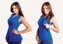 Nursing Tops & Dresses & Postpartum Items by Linea Negra Maternity