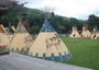 Unique Camping Experience – native American India Teepee by Palm Beach
