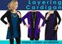 Layering Cardigan by ROSARINI