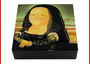 Large Hand Painted Lacquer Box  by Good Laque
