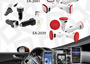 Get your brand moving around with USB car chargers by PromogiftsHK