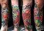 by Hong Kong Ji Tattoo