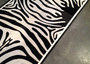 Design Rug Zebra Runner by Hidestyle Rugs