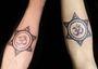 Temporary tattoo  by Sze. C Tattoo Studio