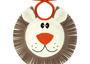 Lion Baby Bib by ANKIonna petit boutique