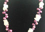 Pearls and rose crystal. by Valanjo Boutique Ltd