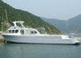 Dinner and Wine on the Jungle Jane Charter by Hong Kong Yachting